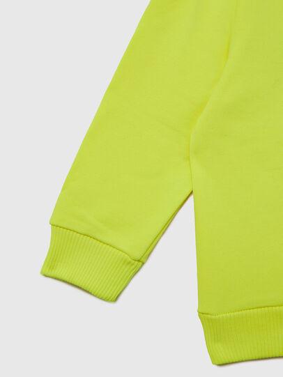 Diesel - SVELIB-R, Yellow - Sweaters - Image 4
