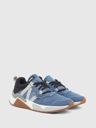 Diesel - S-BRENTHA WL, Blue Jeans - Sneakers - Image 2