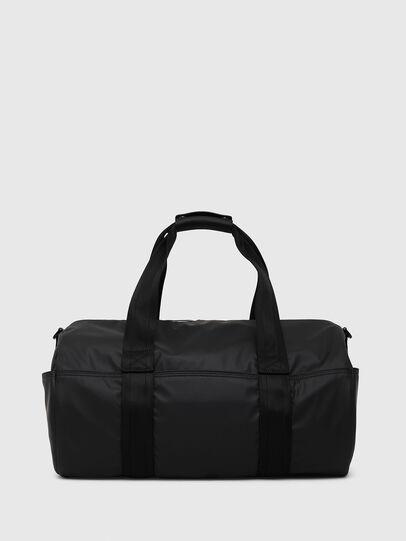 Diesel - F-BOLD DUFFLE II, Black - Travel Bags - Image 2