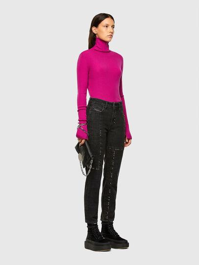 Diesel - M-KIMBERLY, Hot pink - Knitwear - Image 6