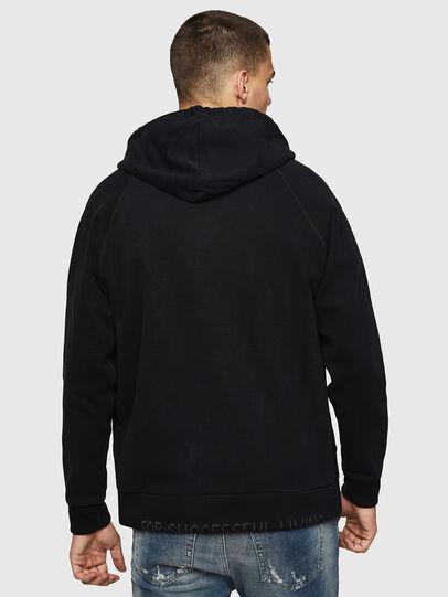 Diesel - S-ERGEY, Black - Sweaters - Image 2