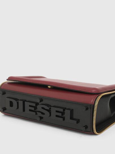 Diesel - YBYS M, Bordeaux - Crossbody Bags - Image 7