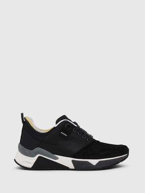 S-BRENTHA LC, Black/Blue - Sneakers