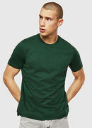 T-DIAMANTIK-NEW, Dark Green - T-Shirts