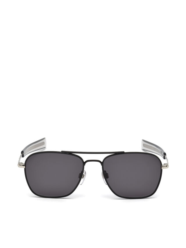Diesel - DL0219, Black - Sunglasses - Image 1