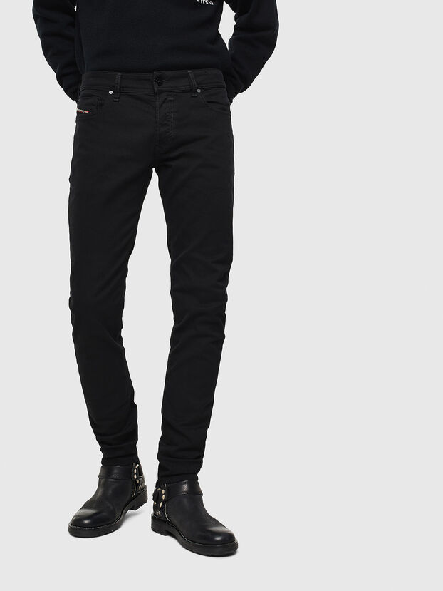 Sleenker 069EI, Black/Dark grey - Jeans