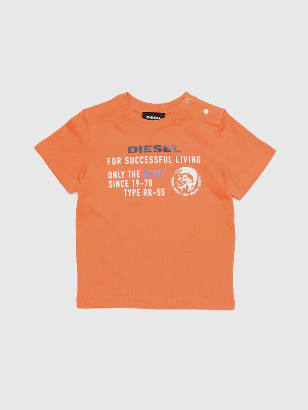 TDIEGOXB, Orange - T-shirts and Tops