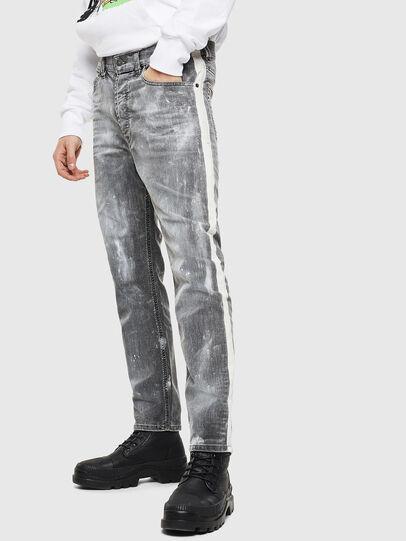 Diesel - D-Eetar 0094N, Light Grey - Jeans - Image 3