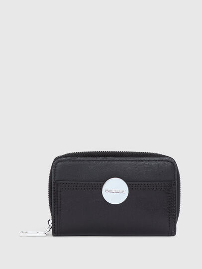 Diesel - BUSINESS LC, Black - Small Wallets - Image 1