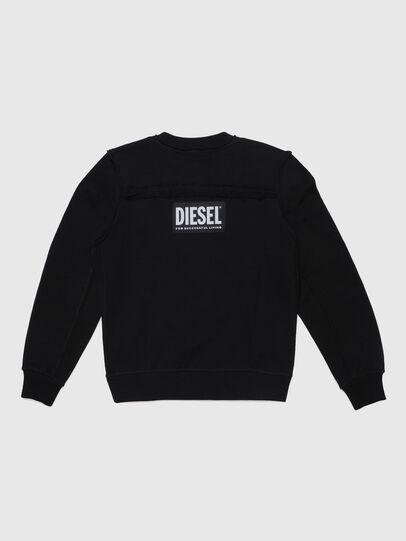 Diesel - SAMELY, Black - Sweaters - Image 2