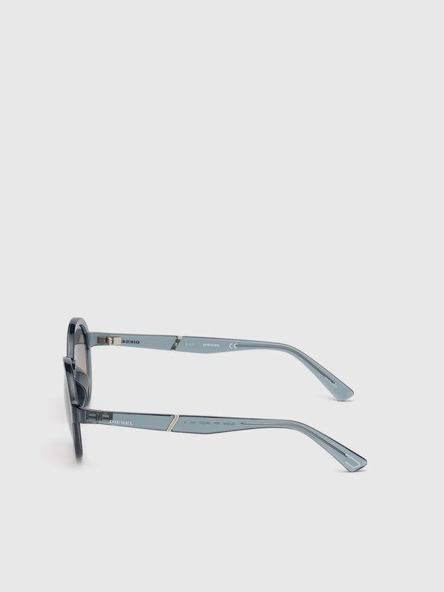 Diesel - DL0264, Blue - Sunglasses - Image 3