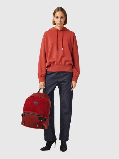 Diesel - ORTENSYA, Red - Backpacks - Image 6
