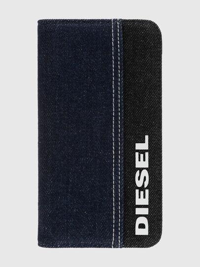 Diesel - DIPH-037-DENVL, Blue Jeans - Flip covers - Image 4