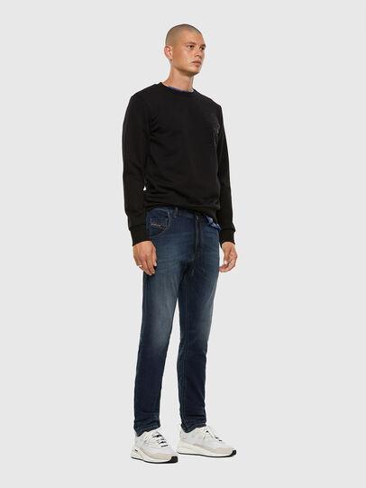 Diesel - KROOLEY JoggJeans® 069NE, Dark Blue - Jeans - Image 5