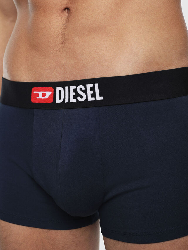 Diesel - UMBX-DAMIENTHREEPACK, Blue/Black - Trunks - Image 4