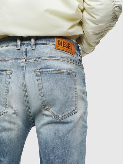 Diesel - D-Vider 0097J, Light Blue - Jeans - Image 5