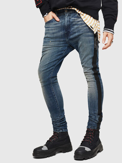 Diesel - D-Amny 069GB, Medium blue - Jeans - Image 1