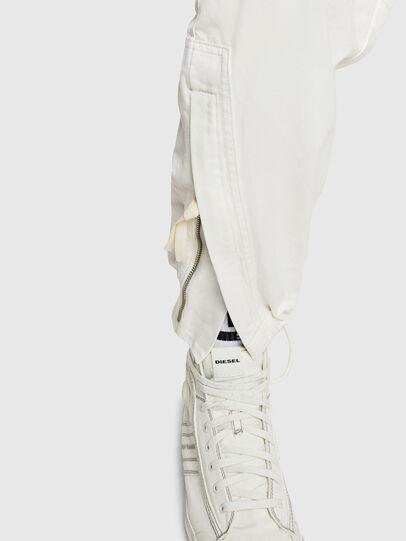 Diesel - P-LUKK, White - Pants - Image 5