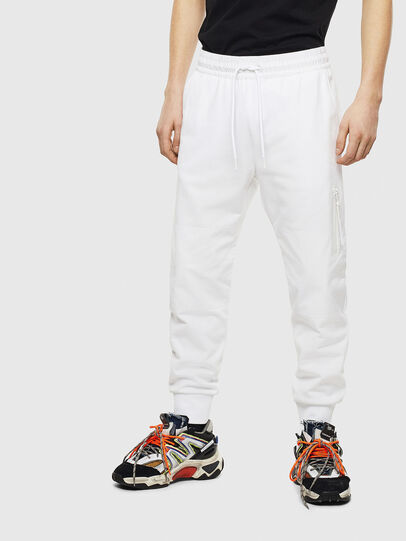 Diesel - P-ORTEX, White - Pants - Image 1