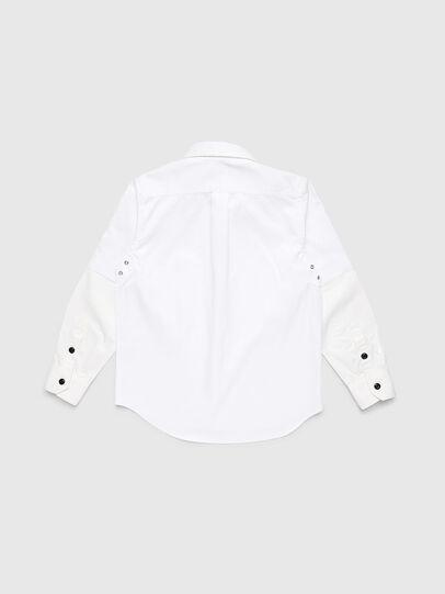 Diesel - CSKOSOV OVER, White - Shirts - Image 2