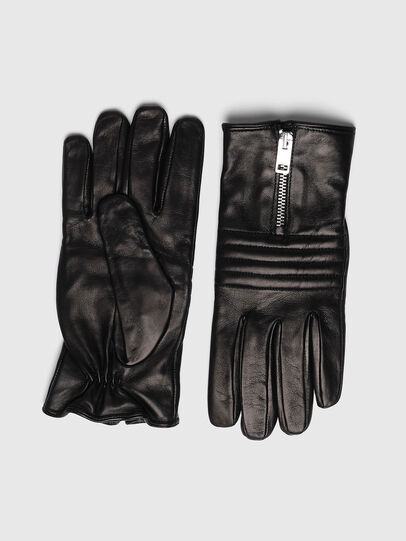 Diesel - GILARI-ML, Black - Gloves - Image 1