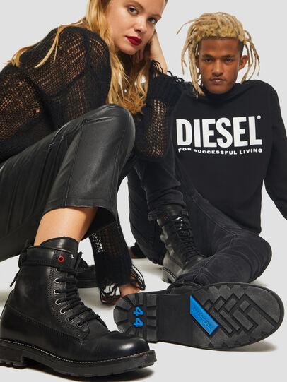 Diesel - D-THROUPER DBB Z, Black - Boots - Image 6