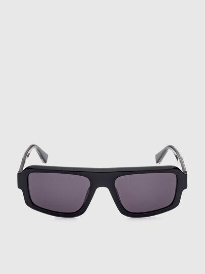 Diesel - DL0348, Black - Sunglasses - Image 1