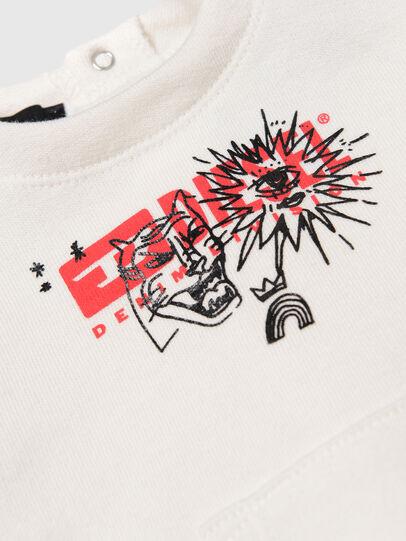 Diesel - SERREDEN-SET-NB, White - Jumpsuits - Image 3