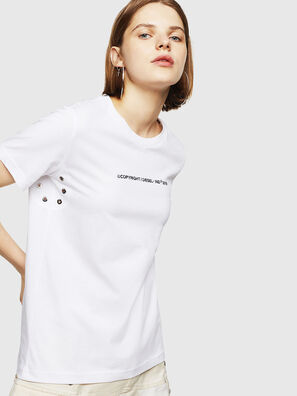 T-SILY-WR, White - T-Shirts