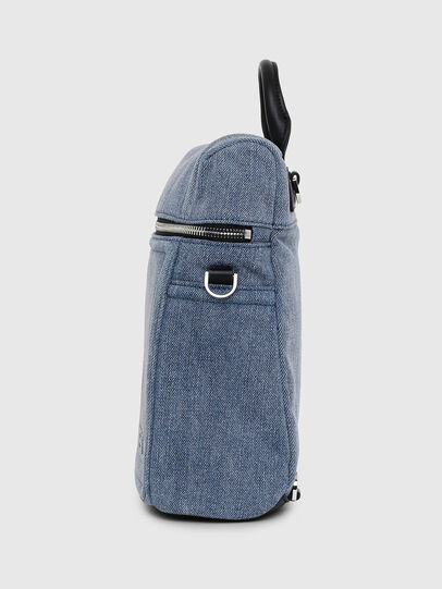 Diesel - ERACLEA II, Blue Jeans - Backpacks - Image 3