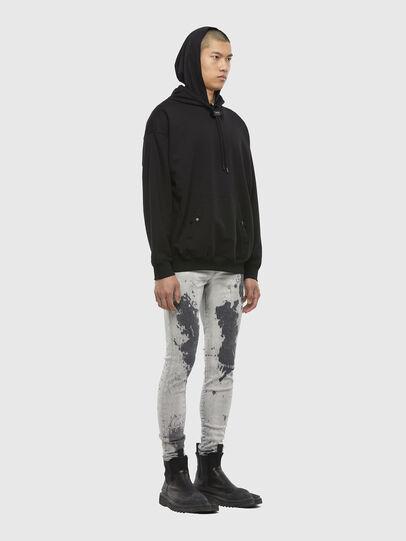 Diesel - D-Amny 009GM, Light Grey - Jeans - Image 7