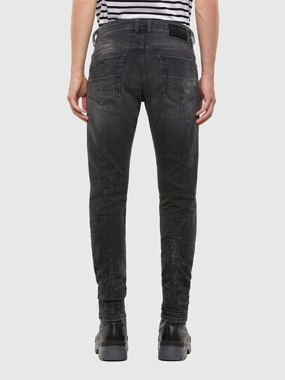 Diesel - Thommer 009IU, Black/Dark grey - Jeans - Image 2