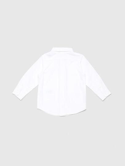 Diesel - CSBILLB, White - Shirts - Image 2