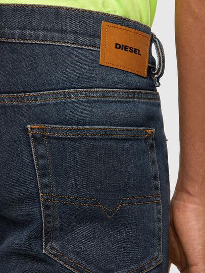 Diesel - D-Luster 009EM, Dark Blue - Jeans - Image 3