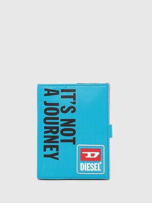 PASSPORT II, Azure - Continental Wallets