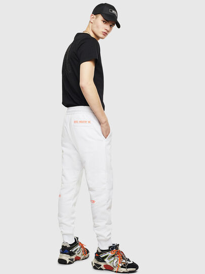 Diesel - P-ORTEX, White - Pants - Image 3