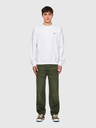 Diesel - S-KRIB-ROMOHI, White - Sweaters - Image 4