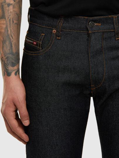 Diesel - D-Strukt 009HF, Dark Blue - Jeans - Image 3
