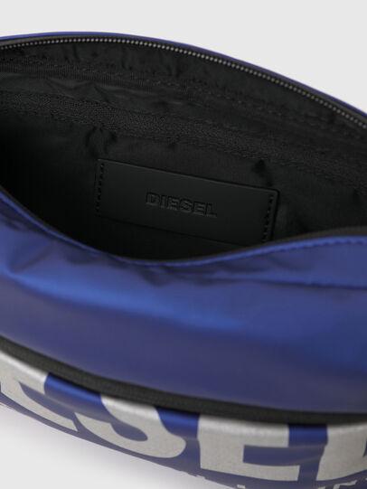 Diesel - F-BOLD BELTBAG, Blue - Belt bags - Image 4