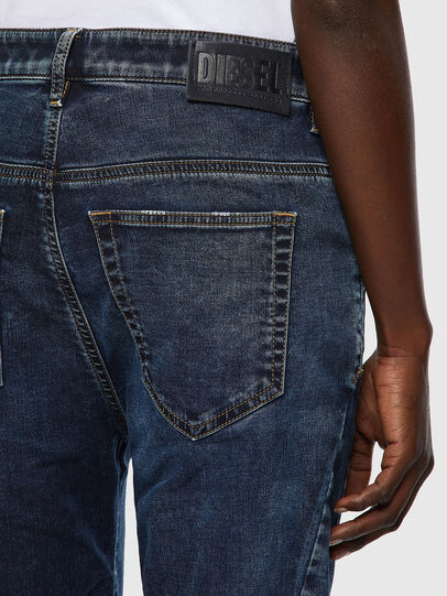 Diesel - Fayza JoggJeans® 069WZ, Dark Blue - Jeans - Image 3