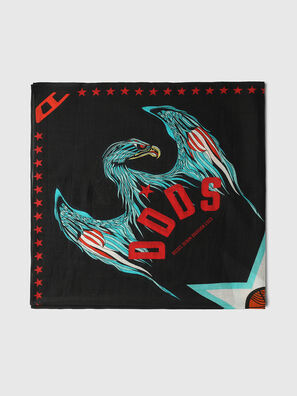 S-DDDR, Black - Scarf