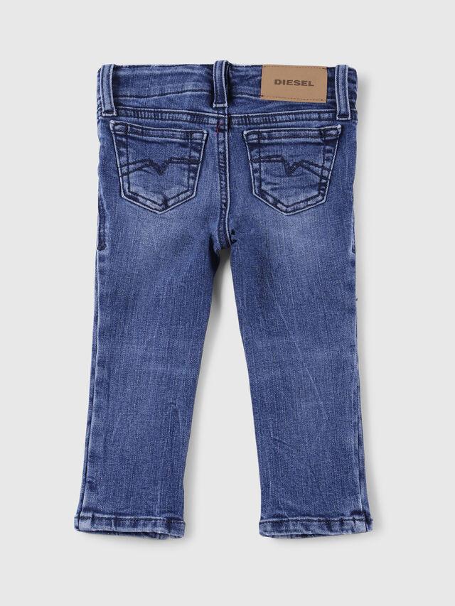 Diesel - GRUPEEN-B-N, Blue Jeans - Jeans - Image 2