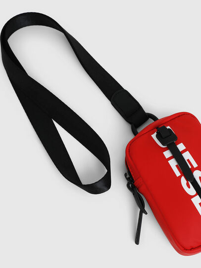 Diesel - BAONA, Fire Red - Small Wallets - Image 4