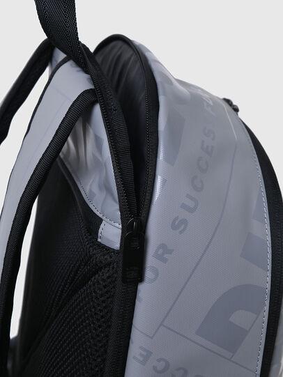 Diesel - X-BOLD BACK, Grey - Backpacks - Image 5