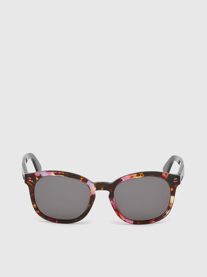 Diesel - DM0190, Brown - Sunglasses - Image 1