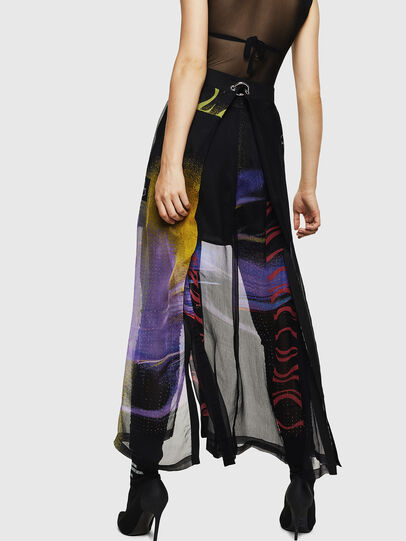 Diesel - O-POPLIA, Black - Skirts - Image 2