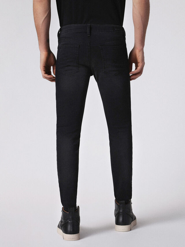 STICKKER 0684J, Black