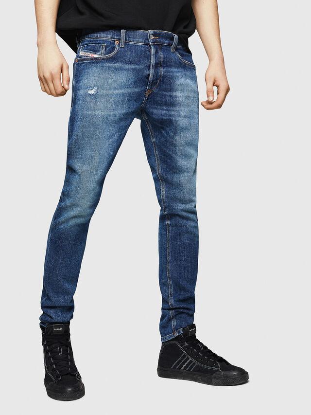 Diesel - Tepphar 0870H, Medium blue - Jeans - Image 1