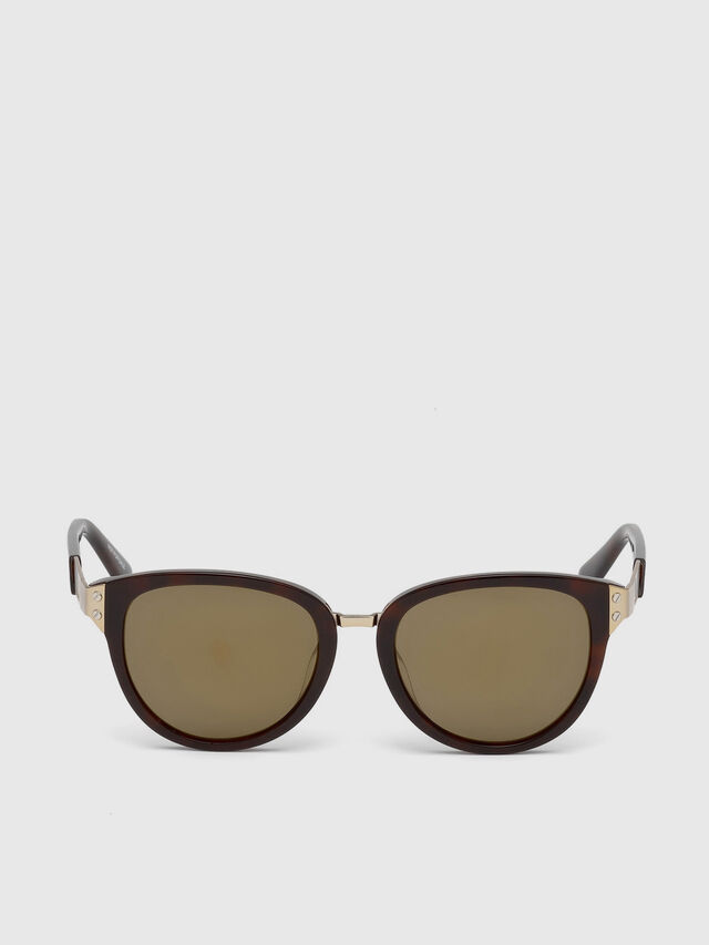 Diesel - DL0234, Brown - Eyewear - Image 1