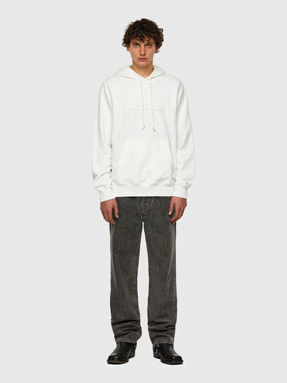 Diesel - DxD-21, White - Sweaters - Image 5